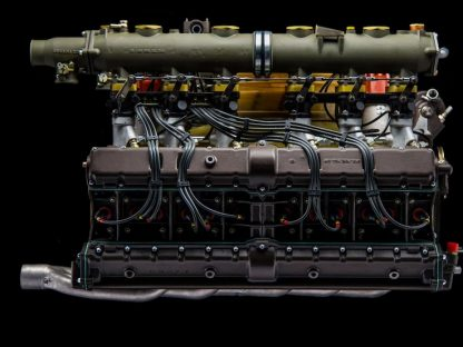 Watch a Porsche 917 Engine Get Restored In Just 3-Minutes