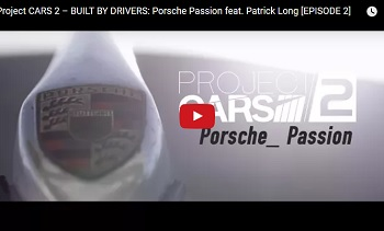 Patrick Long Brings Porsches to Project Cars 2