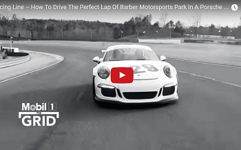 How to Drive the Perfect Lap of Barber Motorsports Park in a GT3 RS