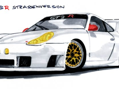 The Hunziker Art Car Project: Bartering Art for a Porsche