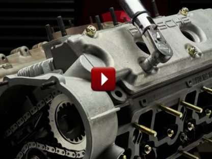 This Stop Motion Porsche Engine Assembly Video Sequel is Beter Than The Original