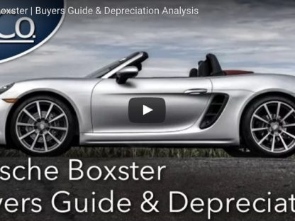 Riding the Depreciation Curve: Which is the Best Boxster to Buy Used?