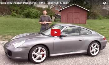 Why The 996 Is The Best 911