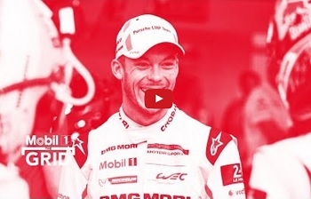 André Lotterer On Coming to Porsche