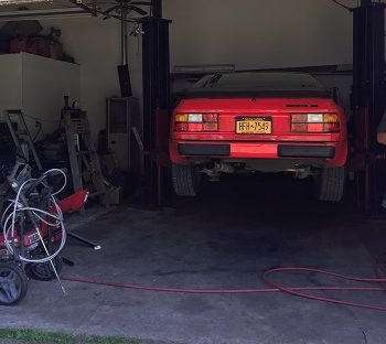 Project 944 GTS Part 2: The Sway Bar and the All Weather Sports Car.
