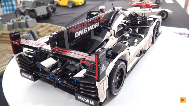porsche lego if you 39 re listening we need both of these 919 hybrids flatsixes. Black Bedroom Furniture Sets. Home Design Ideas