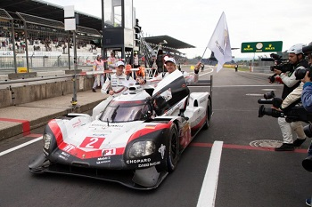 Porsche to leave LMP1, Join Formula E