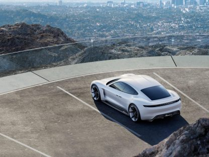 Report: Porsche's Mission E To Start At $75,000, And Come In Three Flavors