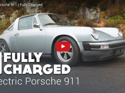 Is This What the Future Holds for Classic Porsches?