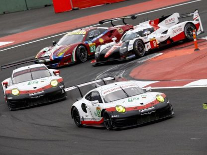 Porsche's Pictures, Results and Video from the WEC Six Hours of Mexico