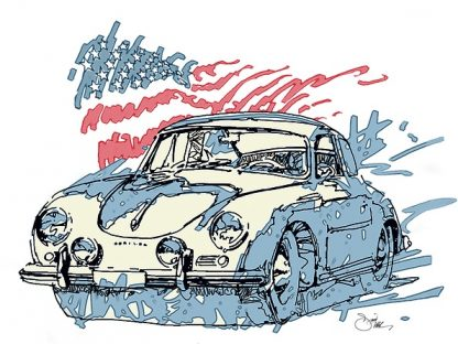 Mark Your Calendar. There's A New Air-Cooled Porsche Event on the East Coast!