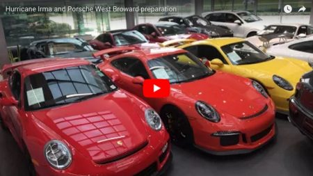Porsche Dealers South Florida >> This is How One Porsche Dealer In South Florida is Preparing for Irma | FLATSIXES
