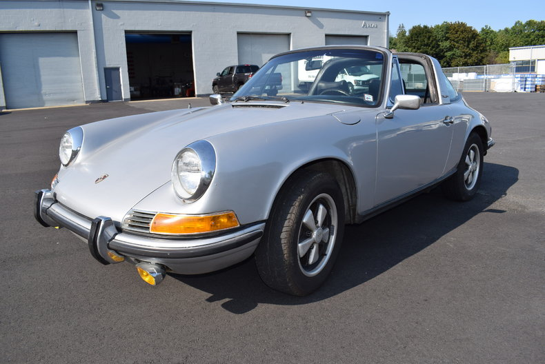 1972 Porsche 911T Targa for sale