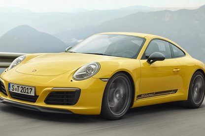 Introducing the Porsche 911T. The Lightest Modern 911 Yet!