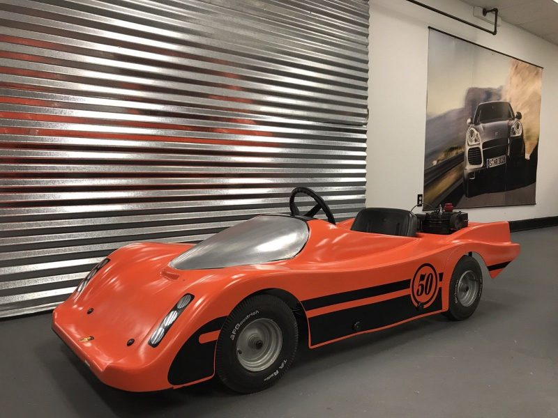Jim Busby Porsche 962 Go Kart for sale