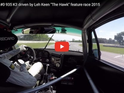 Leh Keen Hustles a Firebreathing 935 Against Vipers, 'Vettes, and More