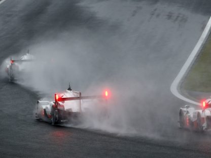 Results and Pictures From WEC Round 7 at Six Hours of Fuji