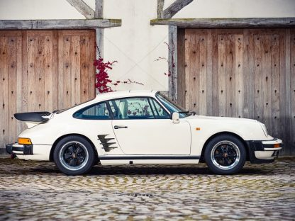 Porsche 930 Turbo That Inspired a Platinum Selling Album is up For Sale