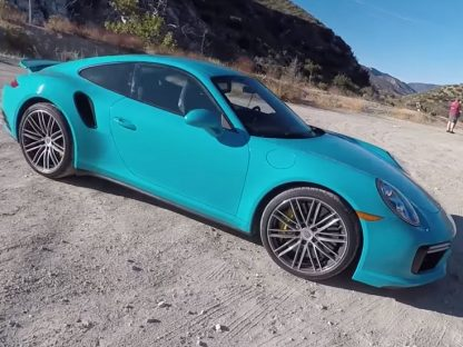 Porsche 991.2 Turbo S Is All About Speed And Confidence