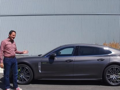 Do You Want To Know A Lot More About The Panamera Turbo S E-Hybrid?