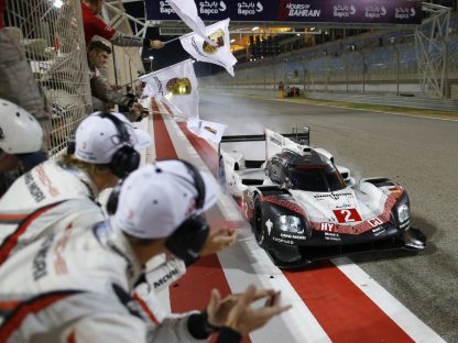 Results, Pictures and Video From WEC Round 9 in Bahrain