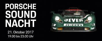 Listen To Porsche Sound Nacht 2017