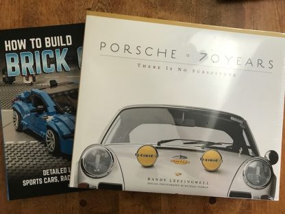 10 Best Selling Porsche Books for 2017