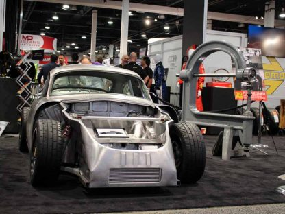 What We Learned About Rod Emory's 356RSR Project At SEMA