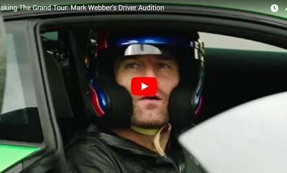 Did Mark Webber Screw up His Shot to be the New Grand Tour Test Driver?