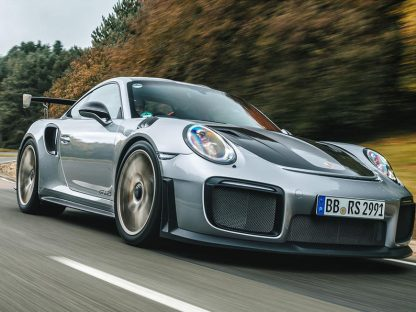 GT2 RS Proves More Civil Than Imagined