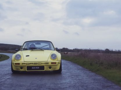 This Carrera RSR Clone, Named Edith, Is Our Kind Of Hot Rod