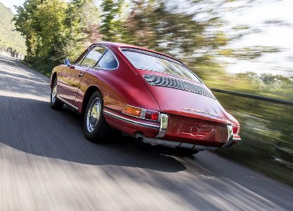 Porsche Museum Displays Its Oldest 911; 901 no. 057