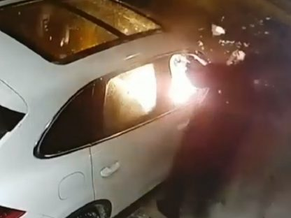 Toronto Arsonist Fires Up Cayenne In The Middle Of The Night