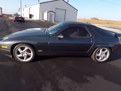 Germany's Answer To The Muscle Car Question Is A Porsche 928