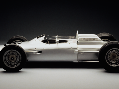 Porsche's Bespoke Grand Prix Car: The 804