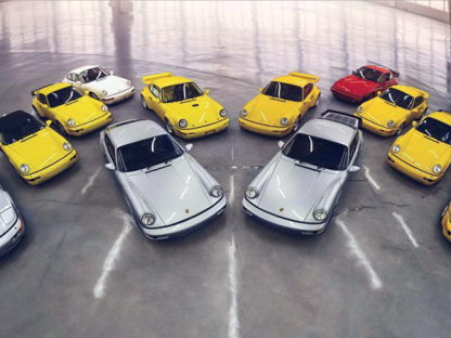 RM Sotheby's Amelia Island Sale Puts Porsche's 964 Front And Center With Exclusively Porsche Collection