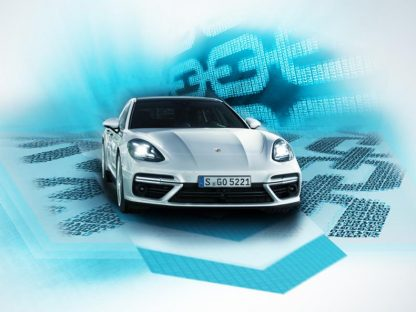 Here's Why Porsche Is Introducing Blockchain Tech In Their Cars