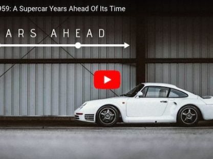 Bruce Canepa And The Story Of The 959 In America