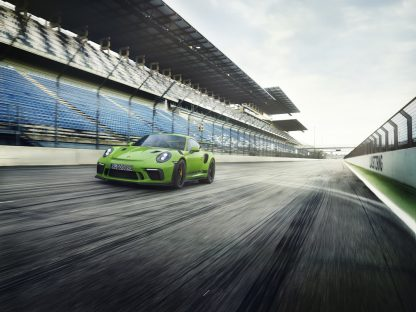 Meet The New Track Boss: Porsche Launches New 2019 GT3 RS