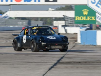 Ride Onboard Todd Treffert's 911 RSR At Sebring