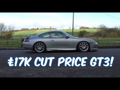 How Much GT3 Can You Buy for $23,000?