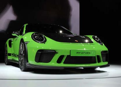Introducing the GT3 RS with Weissach Package