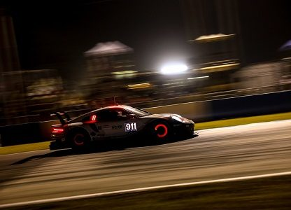 Porsche's Results and Pictures at the 12 Hours of Sebring