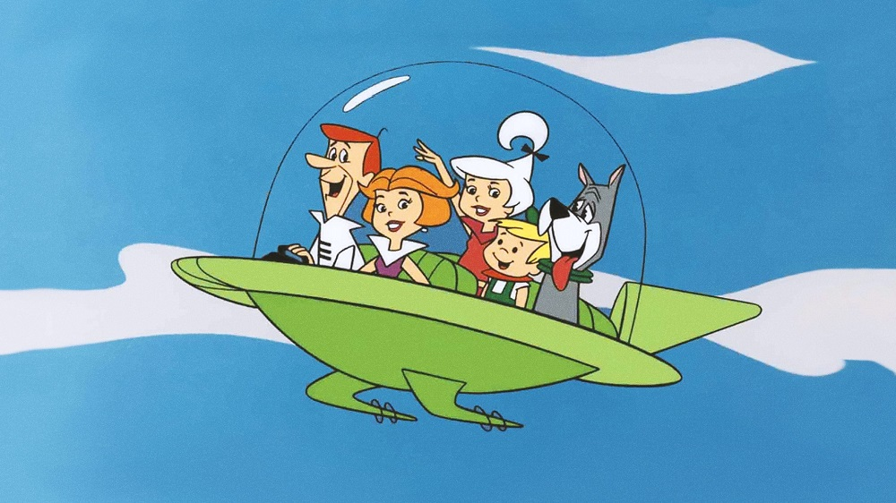 The Jetsons' Flying Car