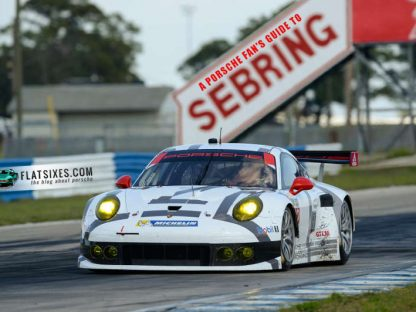 A Porsche Fan's Guide To The Mobil 1 Twelve Hours Of Sebring