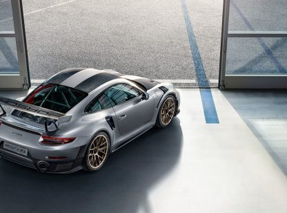 Mark Webber, a GT2 RS, and the Weissach Package