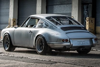 This ROCS Restomod 911 Is The Antithesis Of Singer