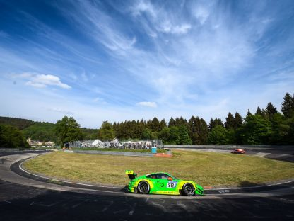 Porsche's Pictures And Results From The Nürburgring 24