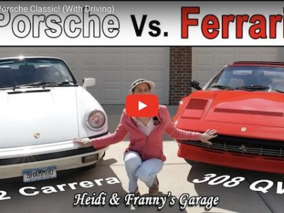 You Just Got Your First Big Bonus. Porsche or Ferrari. Which Would You Choose?