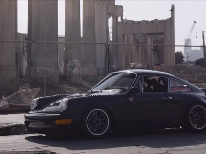 The Genesis Of Magnus Walker's 964 Project Is Beautiful